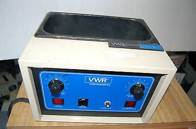 Vwr 1220pc Water Bath Waterbath Variable Laboratory Lab Sheldon Shel