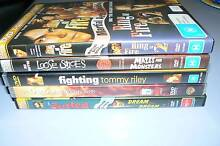 DVDs, 5 in total Marmong Point Lake Macquarie Area Preview