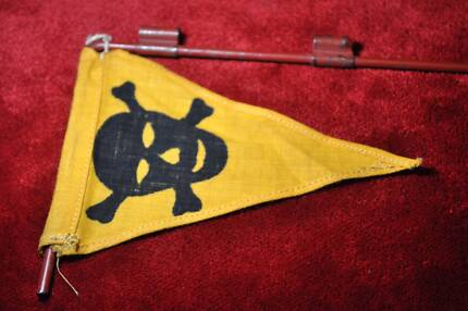 German WW2 Original Minefield marker flag Northam 6401 Northam Area Preview