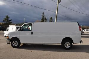 2018 Chevrolet Express 2500 Extended Only 8000kMS