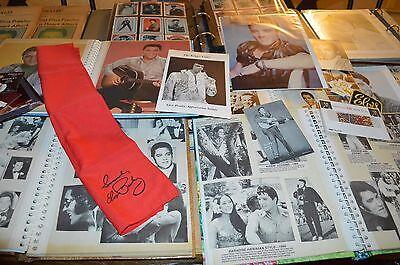 THE ULTIMATE ELVIS PRESLEY COLLECTION!!! 6 BINDERS FULL OF PICTURES, ETC!!! comprar usado  Enviando para Brazil
