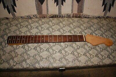 Stratocaster Rosewood 21 fret neck.