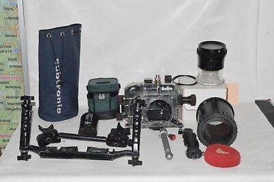 Unterwassergehäuse Ikelite  SLR Ersatzteile Zubehör /h1