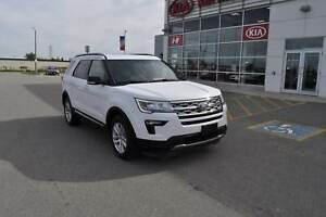 2018 Ford Explorer XLT | 7-Pass | Leather | Sunroof