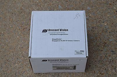 New Arecont Vision Av3155 Hk 3mp H.264 Day Night Ip Megadome Camera