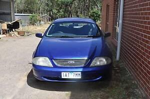 2001 Ford Falcon Sedan Ballarat Central Ballarat City Preview