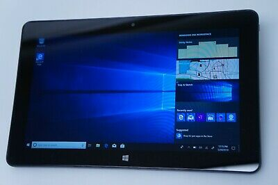 "Dell Venue 11 Pro 7130 Intel i5-4300Y 1.60Ghz 4GB RAM 256GB SSD 10.8"" Tablet"