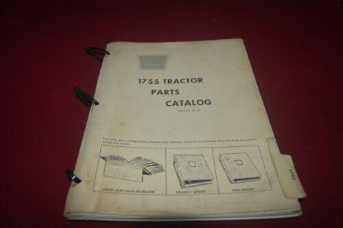 Oliver 1755 Tractor Dealer