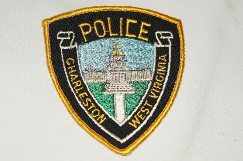 US Charleston West Virginia Police Patch