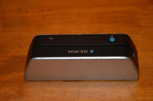 Deftun MSR X6 Bluetooth Magnetic Stripe Card Reader / Writer