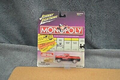 Lionel 6-81073 Monopoly Ventor /& Indiana Ave 2 Boxcars