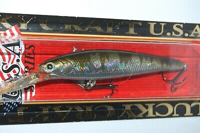 803 Brown Trout LUCKY CRAFT Real California 110 Supreme