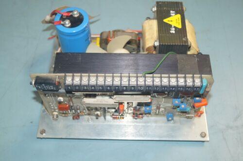 Electro Craft E652-0 Motomatic Speed Control 9092-0004-650