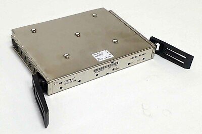 Hp 08647-61048 Rf Output For Hp 8647a Synthesized Signal Generator Tested