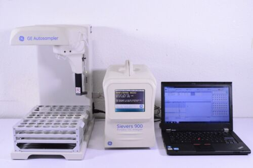 GE Suez Sievers 900 Portable Lab TOC - Analyzer - Autosampler - PC - w/Warranty