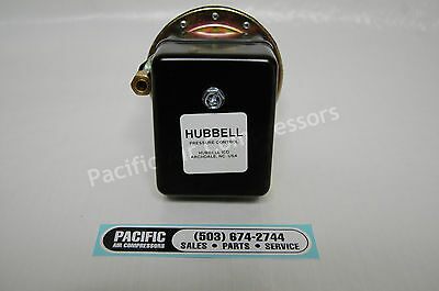 Furnas Hubbell Fire Sprinkler Pressure Switch 69hau3 2fh44 Compressor Part