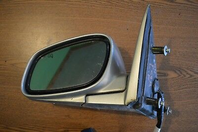 03-04 LINCOLN TOWN CAR LEFT FRONT DRIVER EXTERIOR MIRROR COLOR CODE JP HEATED