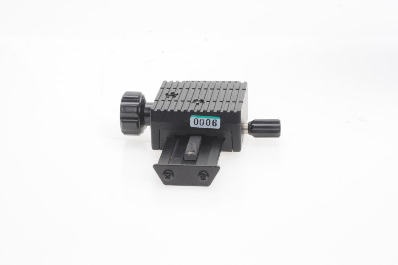 Minolta Macro Focusing Rail for Auto Bellows #000