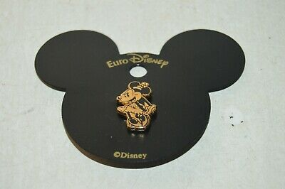 PIN'S Collection Eurodisney Minnie New Vintage 90 Disney Arthus Bertrand