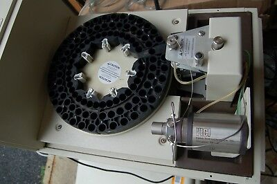Varian 9100 Autosampler Hplc Lc Sampler Auto