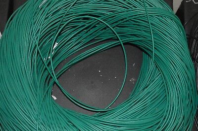 18 Awg Stranded Wire Green 10ft 600 Volts 105c