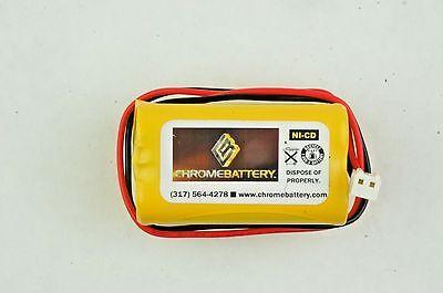 Emergency Lighting Battery 4.8v 800mah Replaces Day-brite A15032-1 Cxl6vbxt