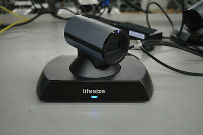 Lifesize Icon 400 Hdmi Video Conference Camera Lfz-033 Pn440-00144-901 Remote