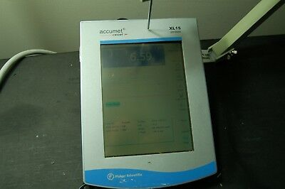 Accumet Excel Ph Meter Xl15 Atc Probe Electrode Temperature