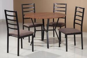 5-piece Dining table set for 199