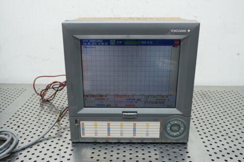 Yokogawa DX230-2-2/AR1/N1 Daqstation digital data acquisition station recorder