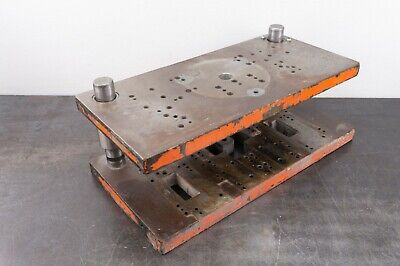 Danly Precision Punch Press Die Shoe Tooling Frame For Parts