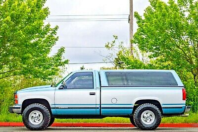 1989 Chevrolet Silverado 2500 ~ 4X4 ~ 37K MILES 1 OWNER! 1989 CHEVY SILVERADO 2500 4X4 5.7L V8 ONLY 37K ORIGINAL MILES!!!