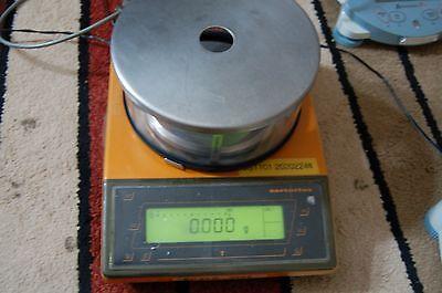 Sartorius Lc1200s Digital Lab Scale Balance Analytical Delta Range Lc 1200 G Zq