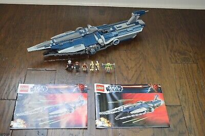 LEGO Star Wars The Malevolence (9515) 100% Complete