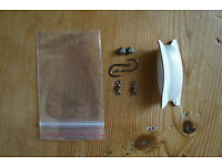 USK Survival 2 x EDC D-Ring Carabiners Camping Bushcraft Bug Out EDC Gear Kit