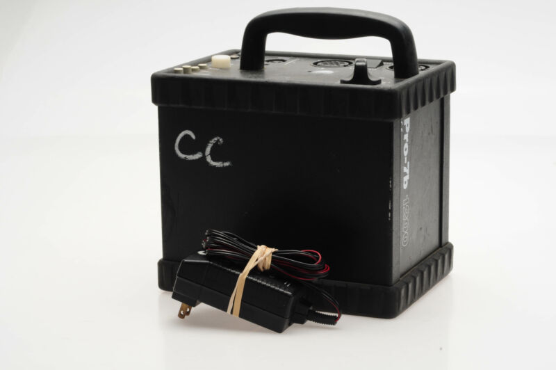 Profoto Pro-7b 1200 w/s Power Battery Pack Generator                        #021