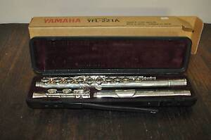 Yamaha YFL-221A Flute Glengowrie Marion Area Preview