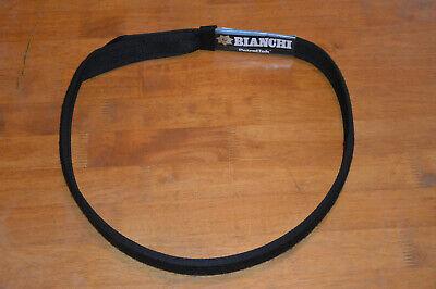 New Bianchi Patroltek 8106 Police Duty Nylon Liner Belt Size L Large 40-46