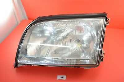 C#7 95-99 Mercedes-Benz W140 S Class DRIVER LEFT Side Halogen Headlight OEM  for sale  South Gate