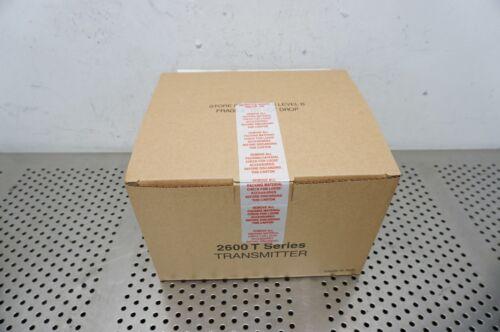 New in box ABB 266DSH HSKA1A1 Differential Pressure Transmitter HART  2600T