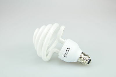 Daylight 240V 35W (175W) 5400K E27 Umbrella Top Bulb Lamp Rocwing 1Pc