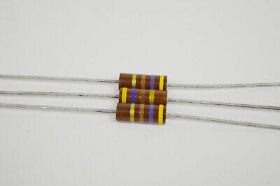 3pk -470 Ohm-1 Watt-5 Allen Bradley Resistors