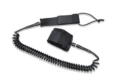 by swimline paddleboard coil ankle sup leash