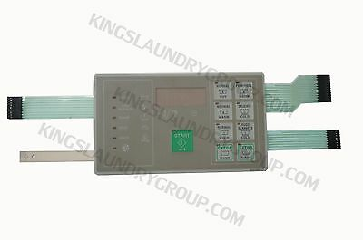 Washer Keypad. For Huebsch Part F0231582-17p