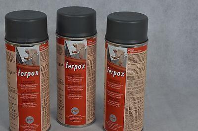 3 X FERTAN 400 ML FERPOX EPOXY PRIMER SPRÜHDOSE ROSTSCHUTZ FERPOX AUTO ROST KFZ  online kaufen