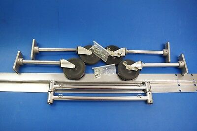 Brenner Metal Cart Orthopedic Bed Stryker