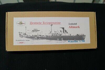 HP Models 1:700 WL Troßschiff Altmark der Deutschen Kriegsmarine -1939-