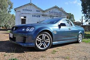 Very Low Klm 6 litre SS Ute, Excellent Condition Perth Perth City Area Preview