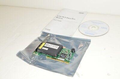 New Genuine IBM Telepermit Fax Modem V.90 PCI Data 33L4619 33L4582 33L4618 segunda mano  Embacar hacia Argentina