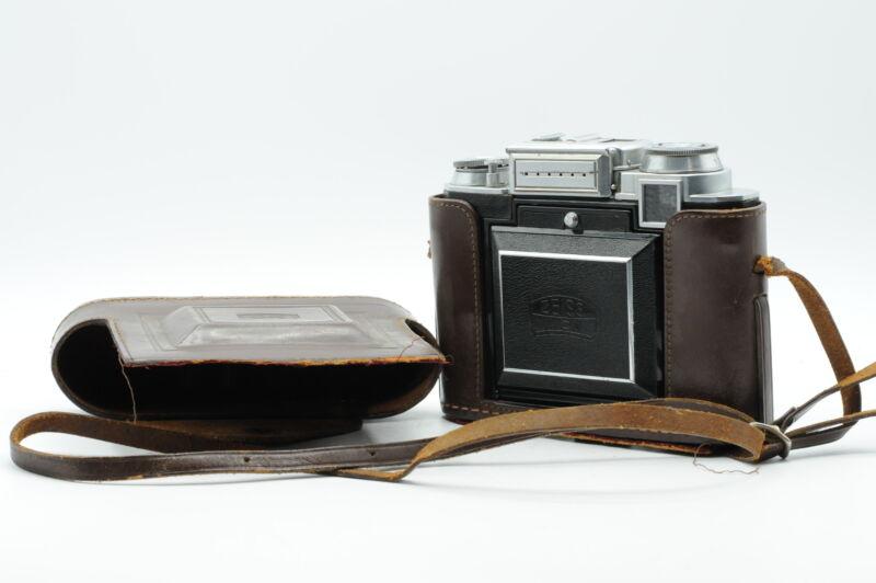 Zeiss Ikon Super Ikonta B/BX/II 533/16 Folding 120 Film Camera #991